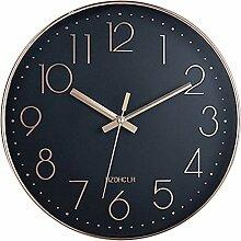 HZDHCLH Horloge murale numérique silencieuse - 30