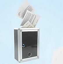 HZPXSB Boîte à suggestions, boîte à Lettres de
