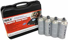 i-mex IMEX Kit réchaud à gaz butane Petit format