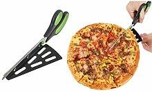 I3C Ciseaux à Pizza multifonctionnels Accès