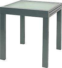 ib style® Diplomat Table à rallonge | Table de