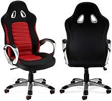 Ibbe Design Speedy Pivotant Chaise de Bureau en
