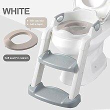 iBoosila Bébé Toilette Échelle Toilette