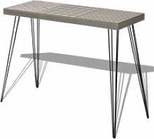 Icaverne - bouts de canapé serie table console 90