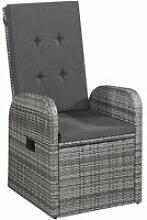 Icaverne - chaises de jardin famille chaise