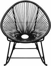 Icaverne - fauteuils à bascule ligne chaise à
