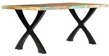 Icaverne - tables à manger famille table de salle