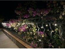 Icicle - Rideau lumineux stalactite 8m 200 LED