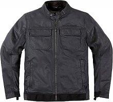 Icon 1000 Brigand veste textile male    - Noir - L