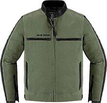 Icon 1000 MH veste en textile male    - Noir - XXL
