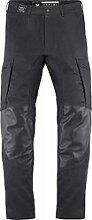 Icon 1000 Varial pantalon textile male    - Noir -