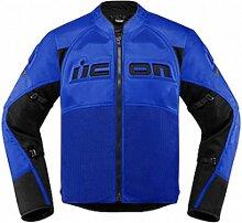 Icon Contra 2 veste textile male    - Bleu/Noir -