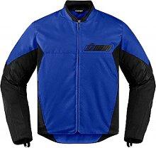 Icon Konflict veste textile male    - Bleu - S