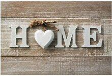 ID MAT - Tapis Boston - 50x80 cm - Home coeur