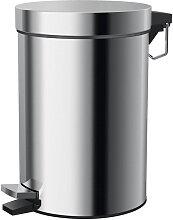 Ideal Standard Iom Poubelle à pédale 3 litres