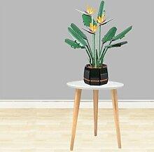 Idée arbre bonsaï oiseau du paradis 10289 blocs