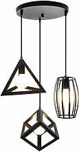 iDEGU 3 Lampes Suspensions Luminaire Design