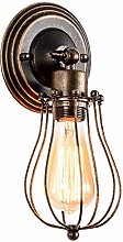 iDEGU Applique Murale Industrielle E27 Lampe