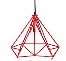 iDEGU Lustre Suspension Lampe de Plafond Vintage
