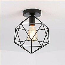 iDEGU Plafonnier Industriel Plafond Lumière