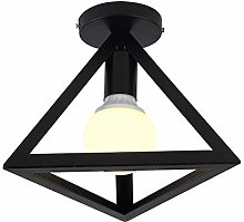 iDEGU Plafonnier Luminaire Moderne Lustre Forme