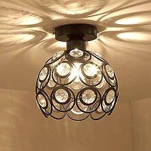 iDEGU Plafonnier Moderne Mini Lustre Lampe en