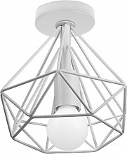 Idegu - Plafonnier vintage ,luminaires style