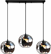 iDEGU Suspension luminaire industrielle design