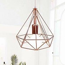 iDEGU Suspension Luminaire Moderne, E27 Lustre
