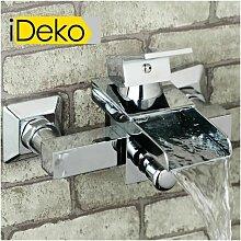 iDeko® Robinet Mitigeur cascade de douche