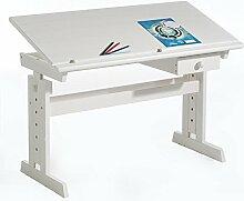 IDIMEX Bureau Enfant écolier Junior Flexi Table