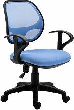 Idimex - Chaise de bureau enfant COOL fauteuil