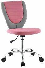 IDIMEX Chaise de bureau enfant FUTURE, en maille
