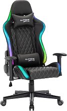 Idimex - Chaise de bureau gaming LEGEND avec