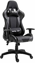 IDIMEX Chaise de Bureau Gaming Racer Chair Style