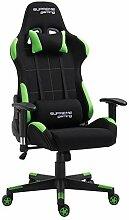 IDIMEX Chaise de Bureau Gaming Swift Racer Chair
