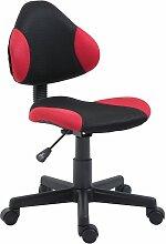 Idimex - Chaise de bureau pour enfant ALONDRA