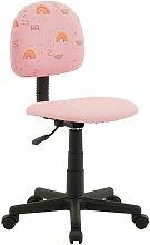 Idimex - Chaise de bureau pour enfant ALPACA