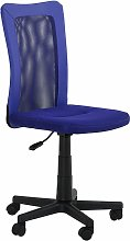 Idimex - Chaise de bureau pour enfant BALOU