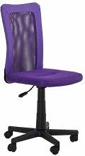 IDIMEX Chaise de bureau pour enfant BALOU,