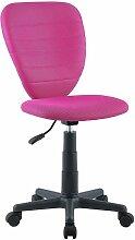 Idimex - Chaise de bureau pour enfant DISCOVERY