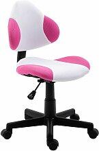 Idimex - Chaise de bureau pour enfant OSAKA