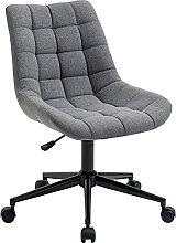 IDIMEX Chaise de Bureau Talia, Fauteuil pivotant