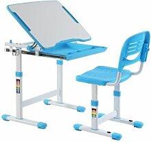 IDIMEX Ensemble bureau et chaise pour enfant