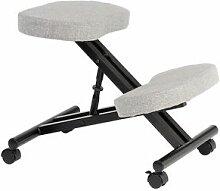 IDIMEX Tabouret ergonomique ROBERT, structure en