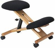 IDIMEX Tabouret ergonomique VILLACH, structure en