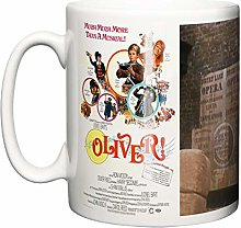 IIE, Classic Movie Musical Oliver! Poster &