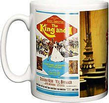 IIE, Classic Movie Musical The King and I Poster &