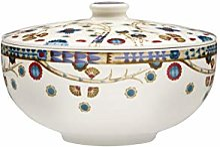 Iittala 1022983 Taika Bol à soupe en porcelaine