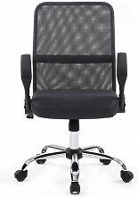 Ikayaa - Tabouret De Chaise De Bureau Ergonomique